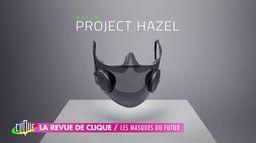 Les masques du futur