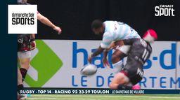 Le sauvetage de la saison de Gabin Villière en Top 14 ! : Dimanche Soir Sports