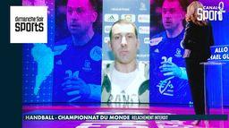Équipe de France de handball : relâchement interdit ! : Dimanche Soir Sports