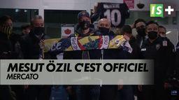 Mesut Özil c'est officiel ! : Mercato