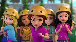 Lego Friends : cinq filles en mission