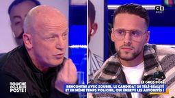 """Bruno Pomart face à Zoubir : """"Son comportement nuit à l'image de la police"""""""