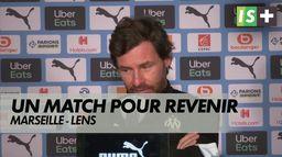 Un match en retard pour revenir : Ligue 1 Uber Eats - Marseille