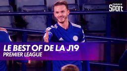 Le best of de la J19 : Premier League