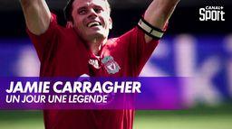 """""""Un jour une légende"""" : Jamie Carragher : Premier League"""