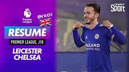 Le résumé de Leicester / Chelsea en VO : Premier League