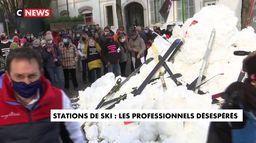 Pas de ski en février : les stations se dirigent vers une saison blanche