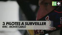 Trois pilotes à surveiller pour Ogier : WRC - Monte-Carlo