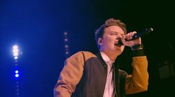 Conor Maynard: MTV Brand New Live
