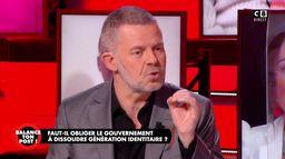 """Eric Naulleau à propos de Génération Identitaire : """"Je souhaite leur dissolution !"""""""