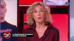 Le témoignage d'Isabelle, victime d'inceste pendant 10 ans
