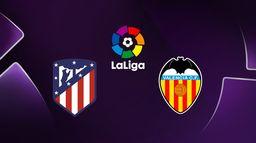 Atlético Madrid / Valence