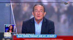 Jean-Pierre Pernaut de retour sur LCI