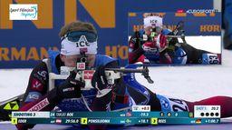 Biathlon - Individuel 20 km messieurs