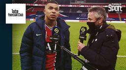 Le débrief de PSG / Montpellier avec la réaction de Kylian Mbappé : Late Football Club