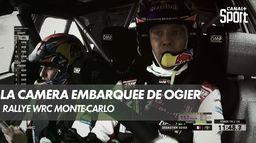 Le Rallye de Monte Carlo avec la caméra embarquée de Sébastien Ogier : Rallye Monte-Carlo