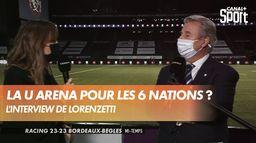 La U Arena, candidate à l'organisation du tournoi des 6 Nations 2021! : Top 14