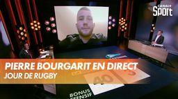 Le rochelais Pierre Bourgarit se confie en direct : TOP 14