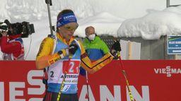 Biathlon - Relais 4x6 km dames