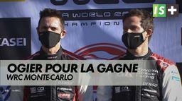 Ogier pour la gagne et le fun : WRC - Monte Carlo