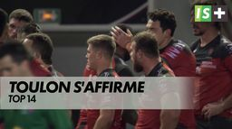 Toulon s'affirme face à Paris : Top 14