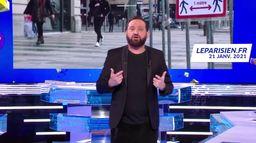 Hanouna Comedy Club : Le sketch de Cyril Hanouna sur les 2 mètres de distanciation sociale dans TPMP