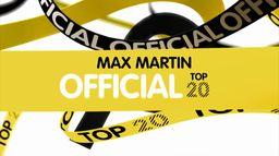 Max Martin Official top 20