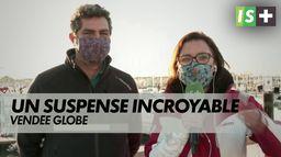 Un suspense incroyable : Vendée Globe