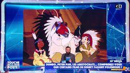 Certains films de Disney accusés de racisme