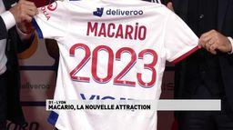 Macario, la nouvelle attraction de l'OL : D1 féminine - Lyon