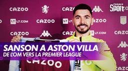 Morgan Sanson à Aston Villa : Premier League