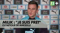 Milik veut déjà être essentiel : Ligue 1 Uber eats - Marseille