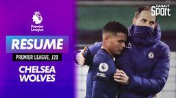 Le résumé de Chelsea / Wolverhampton : Premier League