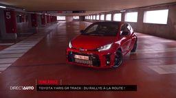 Toyota Yaris GR Track : du rallye à la route !