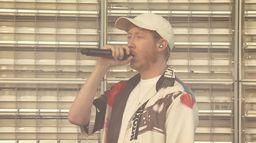 Eddy de Pretto - live - Les Déferlantes d'Argeles