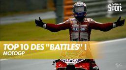Le top 10 des batailles de la décennie : MotoGP