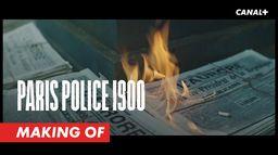 Paris Police 1900 : Making-of - Origines