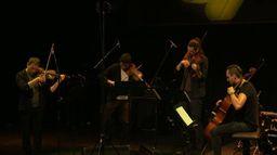 Atom String Quartet - jazzahead!
