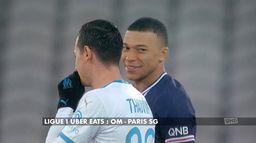 Le Classico OM / PSG sur CANAL+ : Ligue 1 Uber Eats