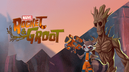 Rocket & Groot