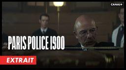 Paris Police 1900 - Extrait Bertillon