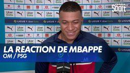 Mbappé réagit à la probable prolongation de Neymar : Après OM / PSG