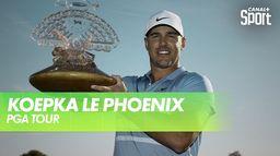Brooks Koepka, retour en grâce : PGA Tour Open de Phoenix