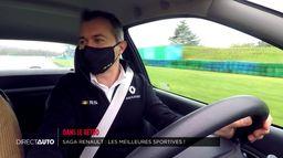 Saga Renault : les meilleures sportives !