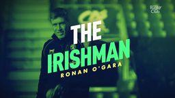 Ronan O'Gara : The Irishman : Canal Rugby Club