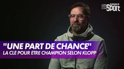 Jurgen Klopp, l'interview par Robert Pirès : Premier League
