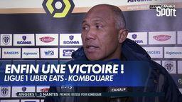 Enfin une victoire pour le FC Nantes avec Antoine Kombouare : Ligue 1 Uber Eats