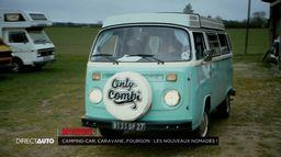 Camping-car, caravane, fourgon : les nouveaux nomades !