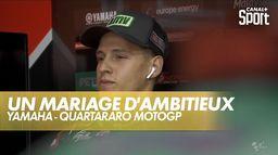 Yamaha - Quartararo, un mariage d'ambitieux : MotoGP : Saison 2021