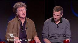 L'instant cinéma - François Cluzet et Guillaume Canet